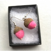 liz_clay_acorn_earrings_pink